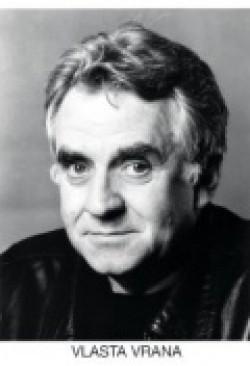 Actor Vlasta Vrana, filmography.