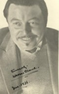 Actor Warner Oland, filmography.