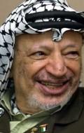 Yasser Arafat, filmography.