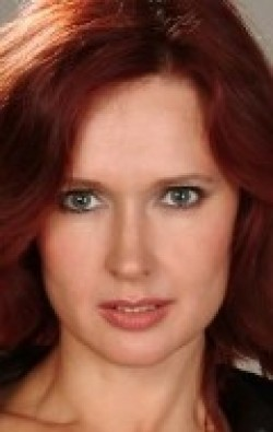 Actress Yelena Antipova, filmography.