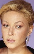 Actress Yelena Bondarchuk, filmography.