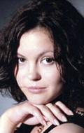 Actress Yuliya Polubinskaya, filmography.