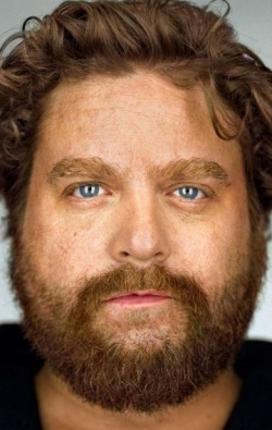 All best and recent Zach Galifianakis pictures.