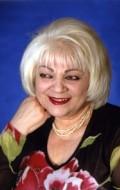 Actress Zarnigyar Agakishiyeva, filmography.