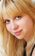 Actress Zelda Tinska, filmography.