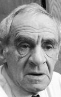 Actor, Writer Zinovi Gerdt, filmography.