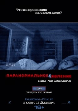 Paranormal Activity 4 pictures.