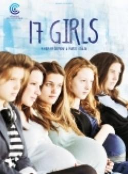 17 filles - wallpapers.