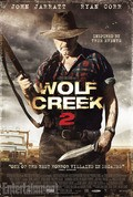 Wolf Creek 2 pictures.