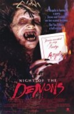 Night of the Demons - wallpapers.