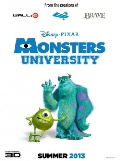 Monsters University - wallpapers.
