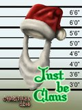Just Be Claus - wallpapers.