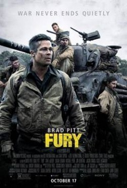 Fury - wallpapers.