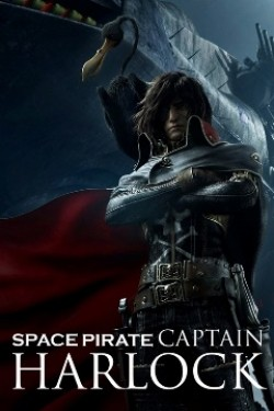 Space Pirate Captain Harlock - wallpapers.