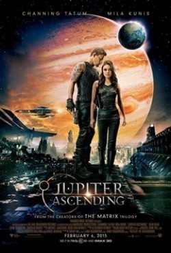 Jupiter Ascending pictures.