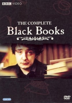 Black Books pictures.