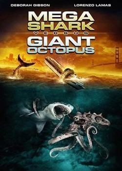 Mega Shark vs. Giant Octopus - wallpapers.