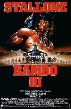 Rambo III - wallpapers.