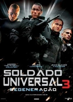 Universal Soldier: Regeneration - wallpapers.