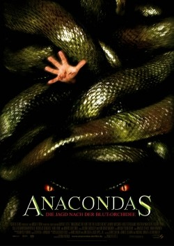Anacondas: The Hunt for the Blood Orchid pictures.