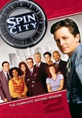 Spin City - wallpapers.