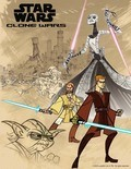 Star Wars: Clone Wars - wallpapers.