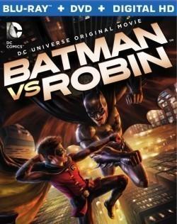 Batman vs. Robin - wallpapers.