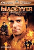 MacGyver - wallpapers.
