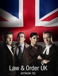 Law & Order: UK - wallpapers.
