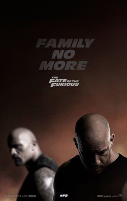 The Fate of the Furious - wallpapers.