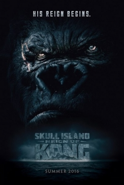 Kong: Skull Island - wallpapers.