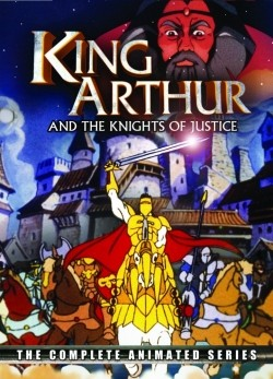 King Arthur and the Knights of Justice pictures.