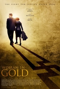 Woman in Gold - wallpapers.