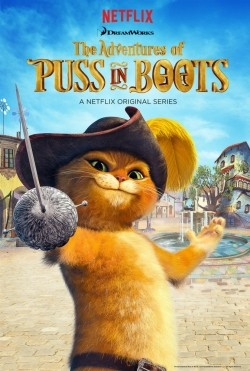 The Adventures of Puss in Boots - wallpapers.