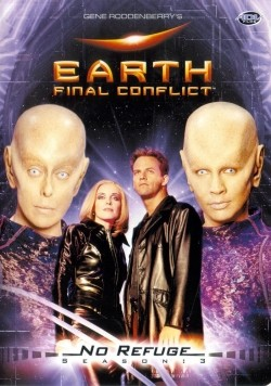 Earth: Final Conflict - wallpapers.