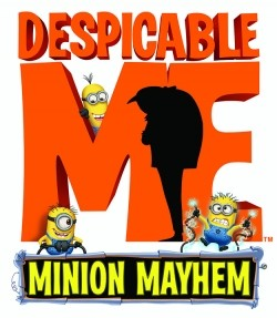 Despicable Me: Minion Mayhem 3D - wallpapers.
