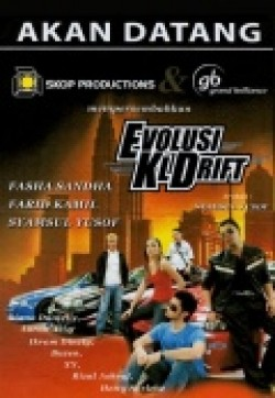 Evolusi: KL Drift pictures.