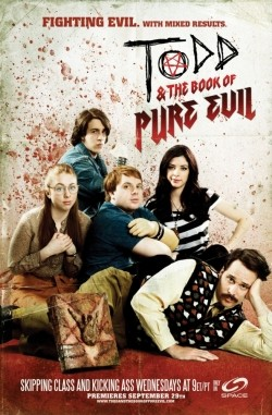 Todd and the Book of Pure Evil - wallpapers.