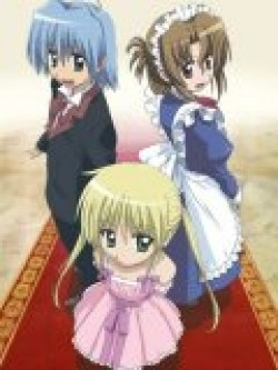 Hayate no gotoku! pictures.