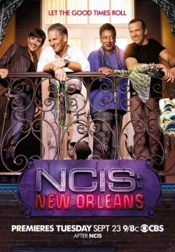 NCIS: New Orleans - wallpapers.