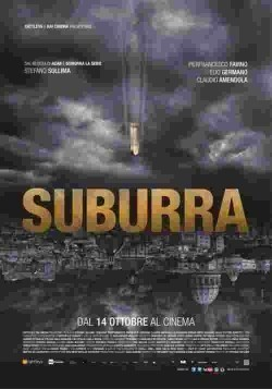 Suburra - wallpapers.