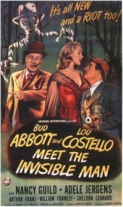 Abbott and Costello Meet the Invisible Man pictures.