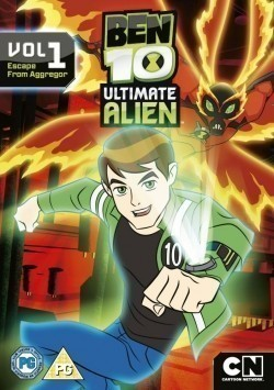 Ben 10: Ultimate Alien pictures.
