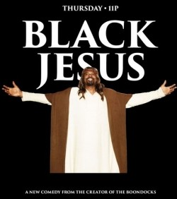 Black Jesus - wallpapers.