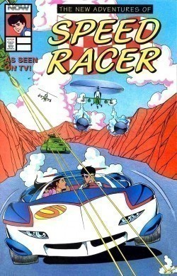 Speed Racer - wallpapers.