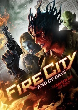 Fire City: End of Days - wallpapers.