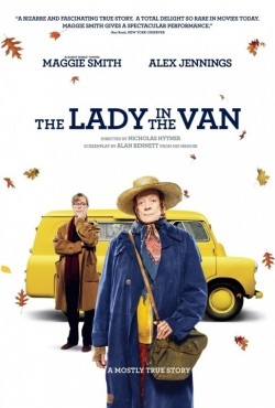 The Lady in the Van - wallpapers.
