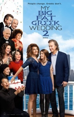 My Big Fat Greek Wedding 2 - wallpapers.