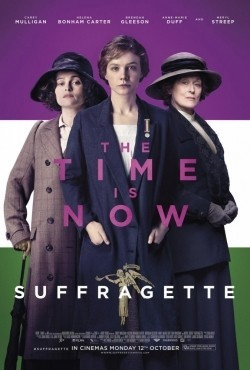 Suffragette - wallpapers.