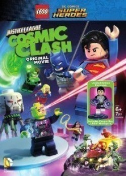 Lego DC Comics Super Heroes: Justice League - Cosmic Clash pictures.
